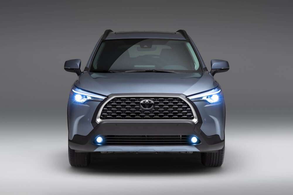 Toyota: Corolla Cross Hybrid is Expected for 2022