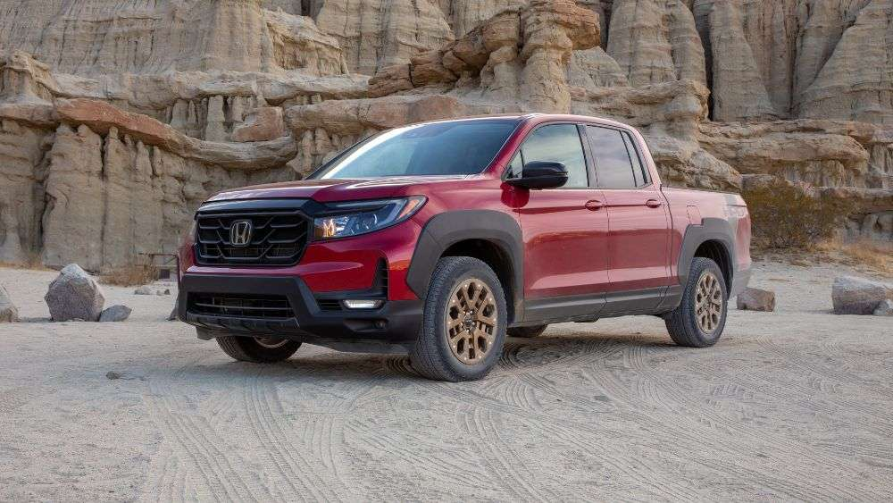 Ridgeline is Coming: Pricing for Honda's 2022 Pickup Truck Revealed