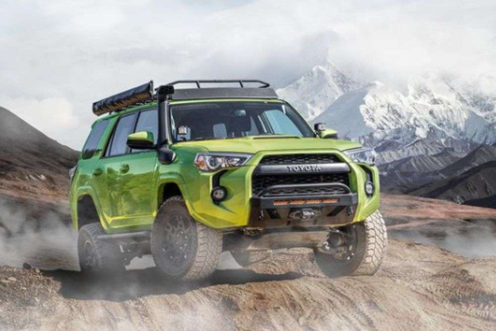 2022 4Runner: Pricing Released by Toyota Canada